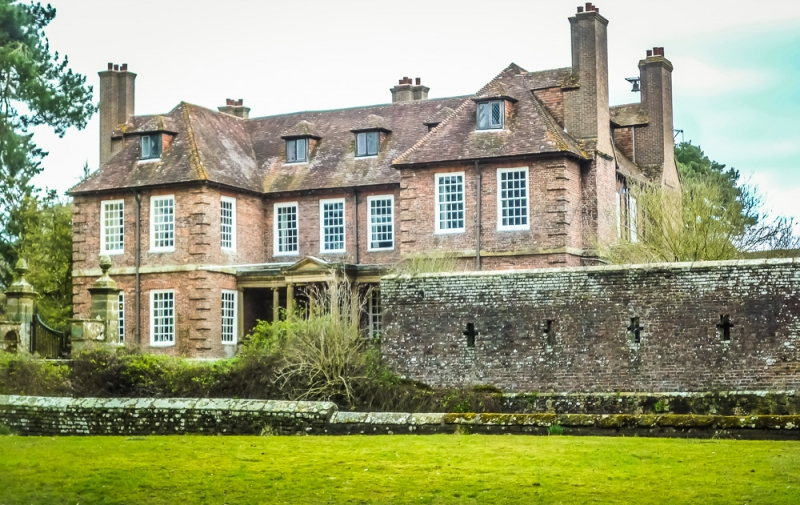Groombridge Manor - front