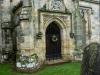 one entrance to Penshurst church