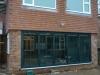 Week 12 Day 3 - bi-folding doors installed